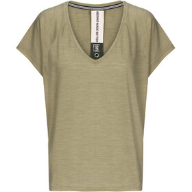 super.natural Jonser T-Shirt Women bamboo melange